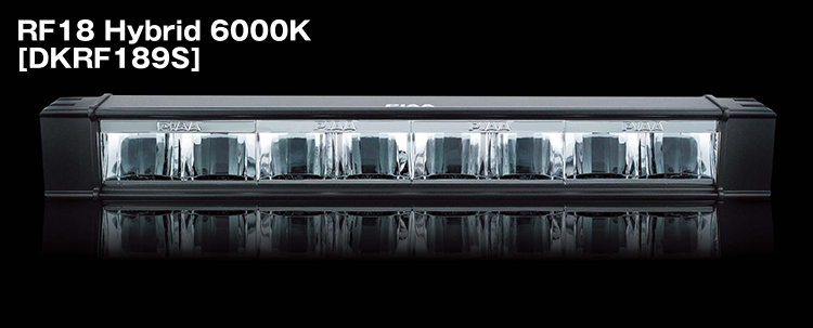RF18 Hybrid 6000K [DKRF189S]