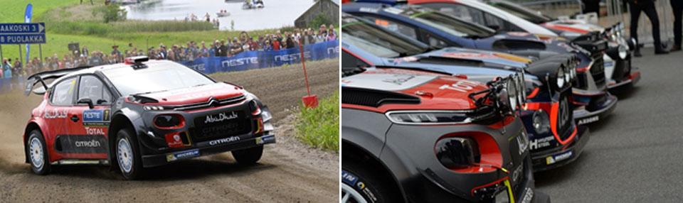 WRCシトロエン