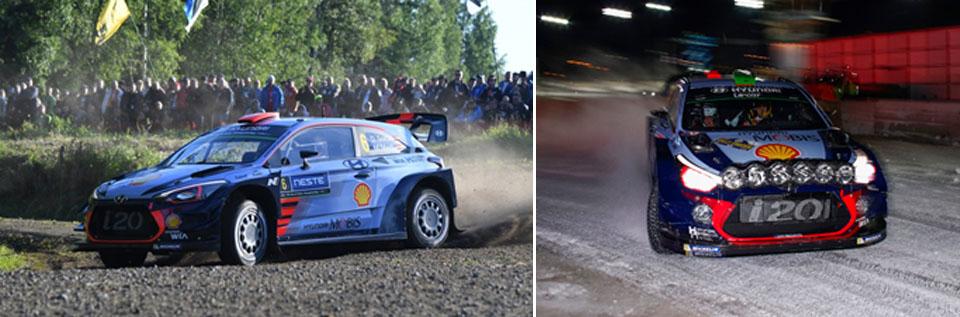 WRC現代