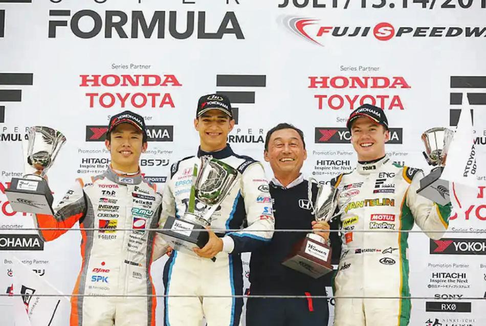 sf fuji podium