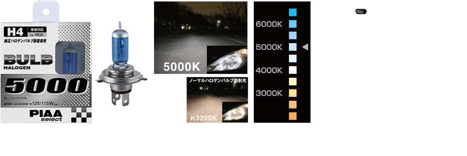 PIAAselect5000